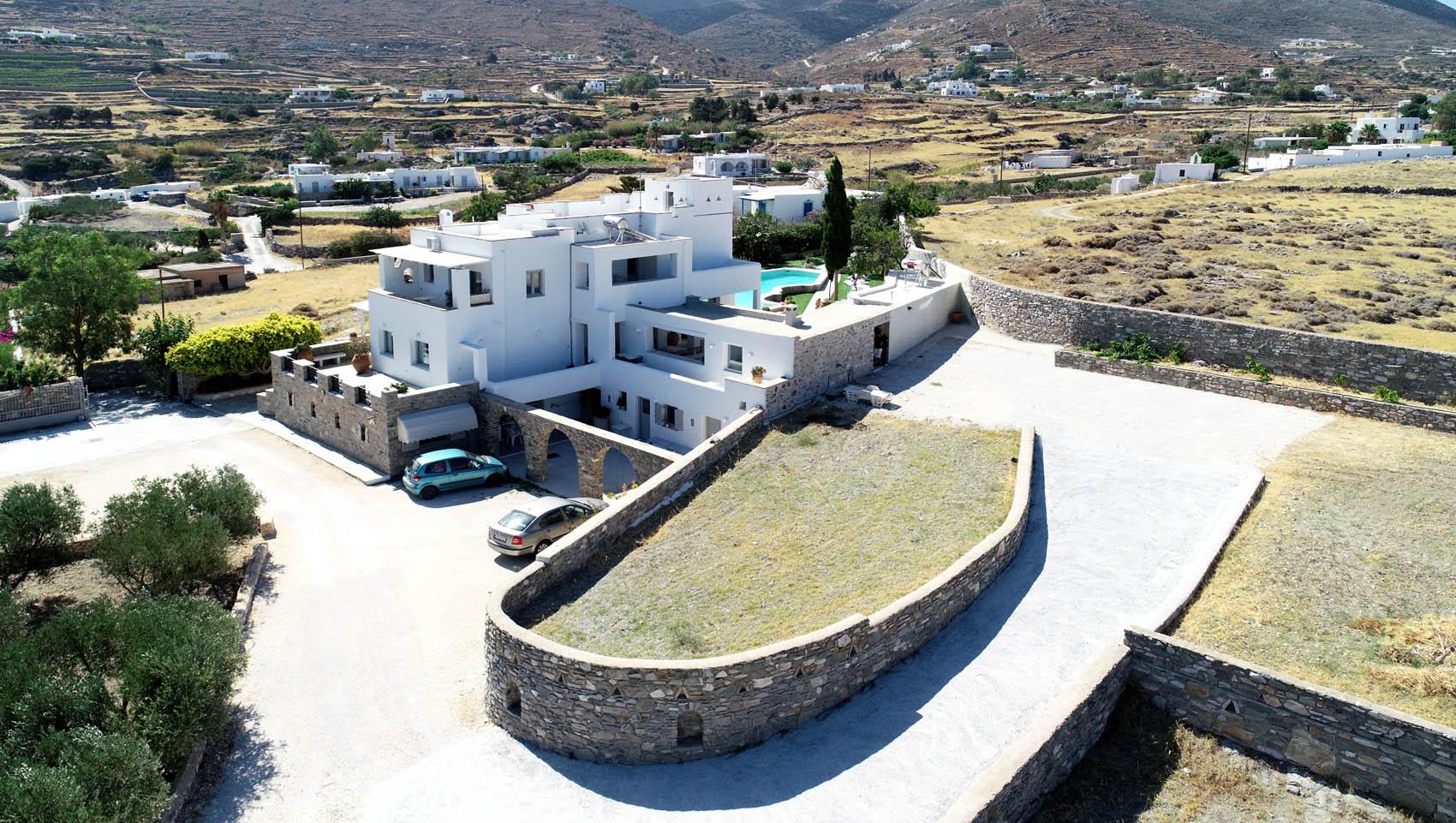 Villa Callista Paros