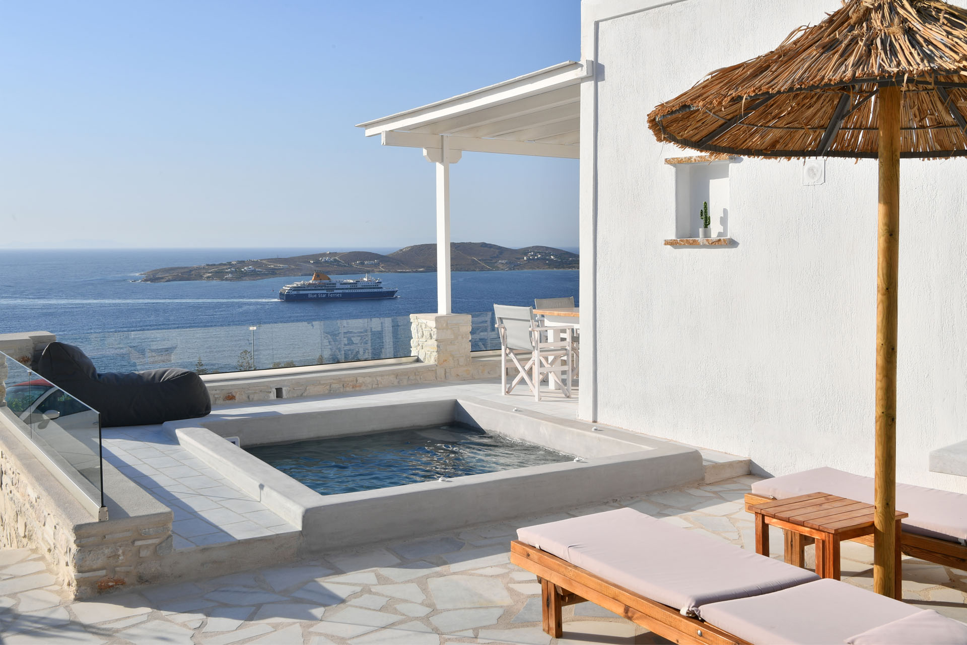 Dream Sunset Villa Paros