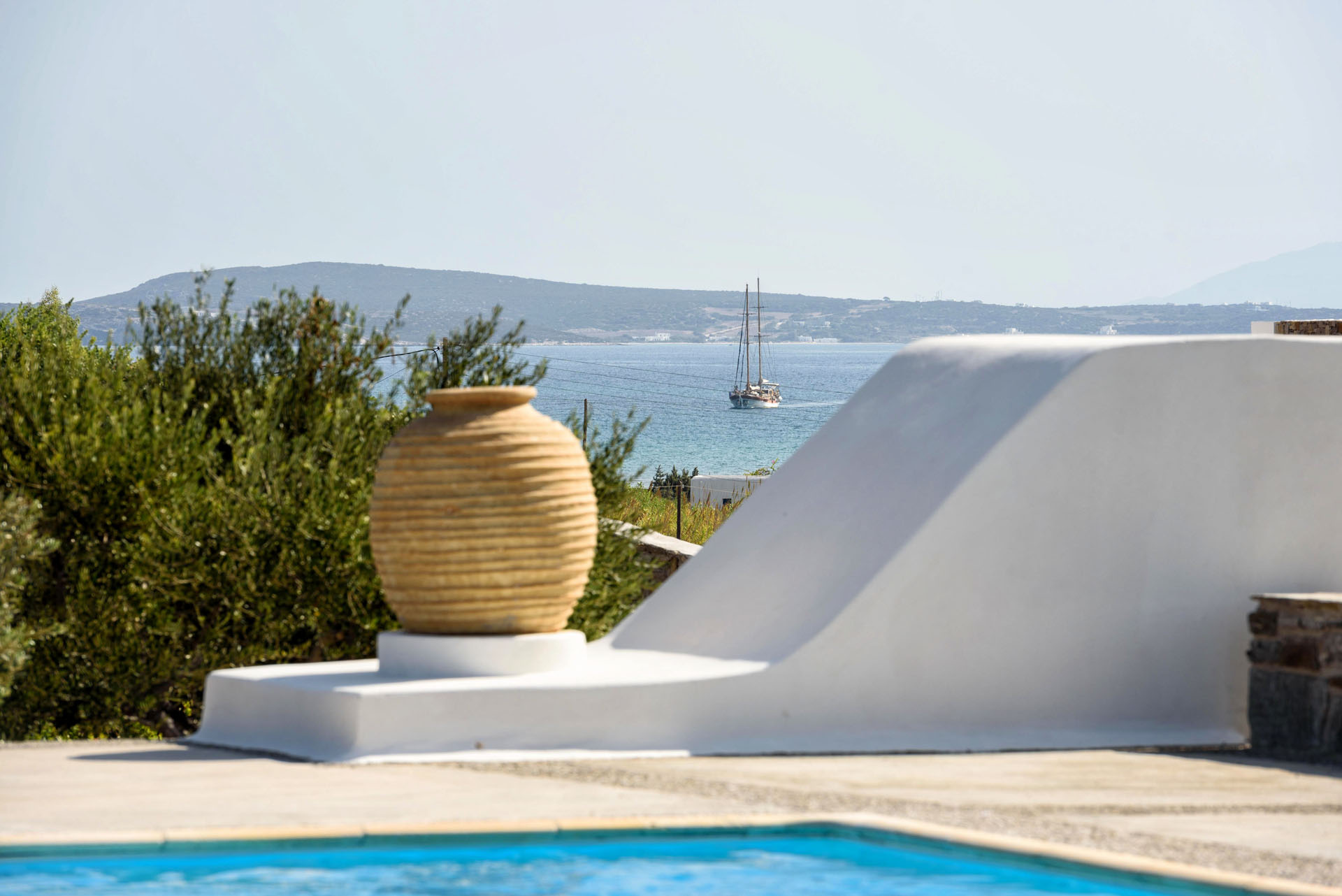 Paros Villas with Pool